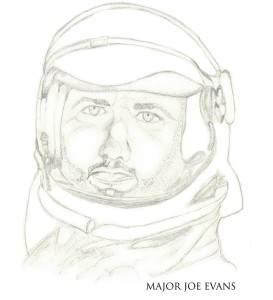 USAF Major Joe Evans