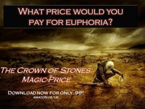 Crown of Stone Magic Price deal 1/12-19 ONLY 99 Cents